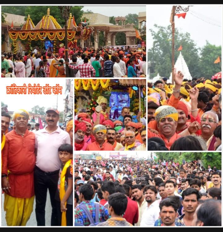 #शाही सवारी की #भव्यता देख लोग पूछ रहे थे! कि ये #पशुपतिनाथ का भक्त #प्रहलाद कौन है, वो कौन सी #झाँकी में है!