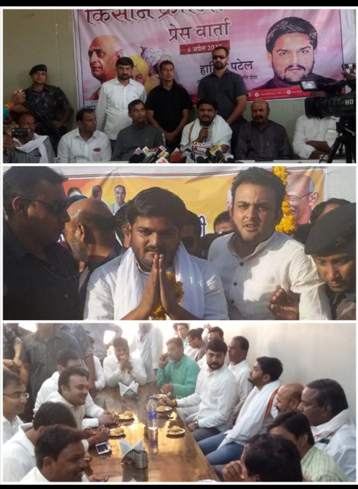 मालवा निमाड़ की 64 सीटों पर हार्दिक पटेल संभालेंगे कमान... फिर तो भाजपा की बजाए कांग्रेस की होगी राह आसान...?